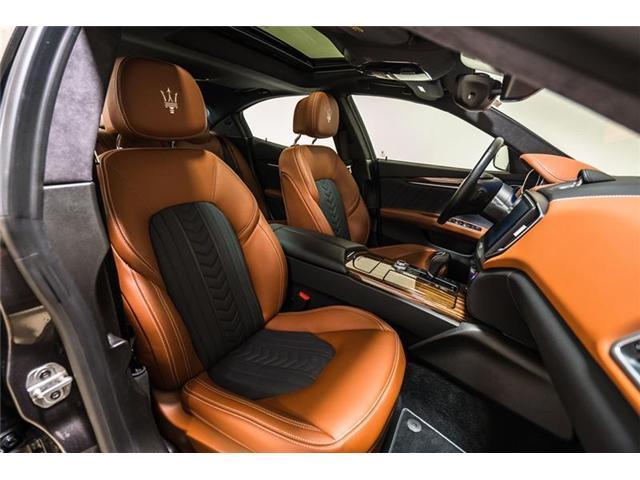 2018 Maserati Ghibli S Q4 GranLusso (Stk: 870MC) in Calgary - Image 22 of 22