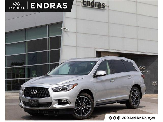 2018 Infiniti QX60 Base (Stk: 60496) in Ajax - Image 1 of 28