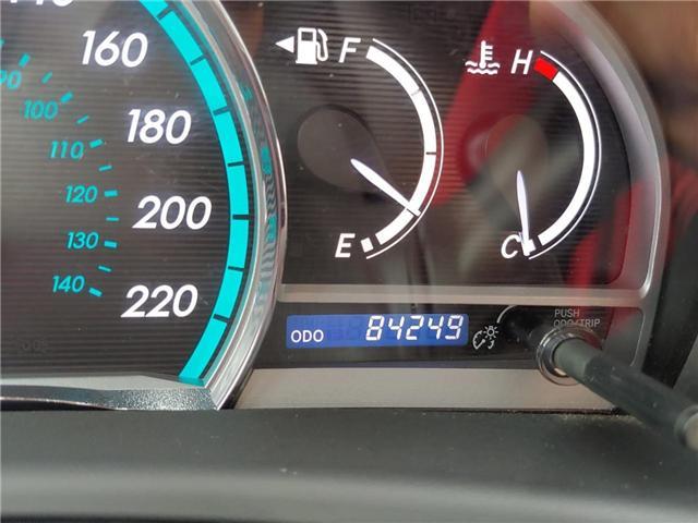2015 Toyota Venza Base V6 (Stk: P0054510) in Cambridge - Image 12 of 14