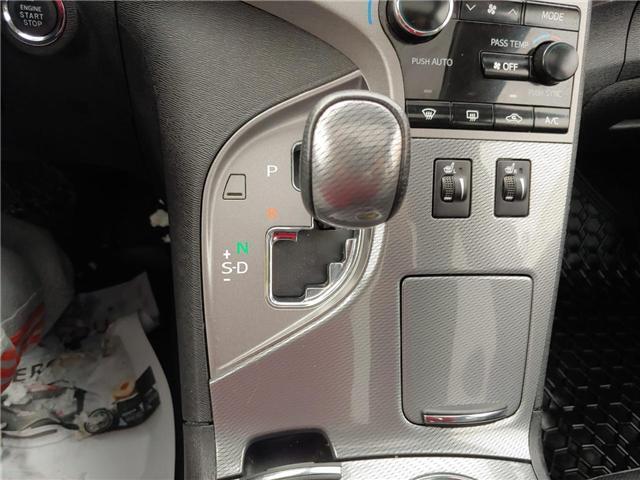 2015 Toyota Venza Base V6 (Stk: P0054510) in Cambridge - Image 13 of 14