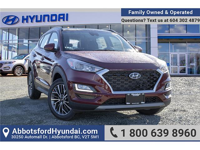 2019 Hyundai Tucson Preferred w/Trend Package (Stk: KT906639) in Abbotsford - Image 1 of 25