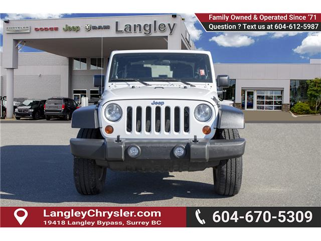 2013 Jeep Wrangler Sport (Stk: J313246A) in Surrey - Image 2 of 17