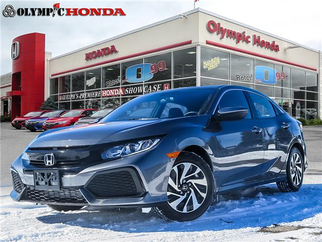 2018 Honda Civic LX (Stk: U1995) in Guelph - Image 1 of 20