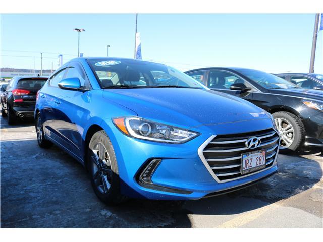 2018 Hyundai Elantra GL SE (Stk: 82191) in Saint John - Image 1 of 3