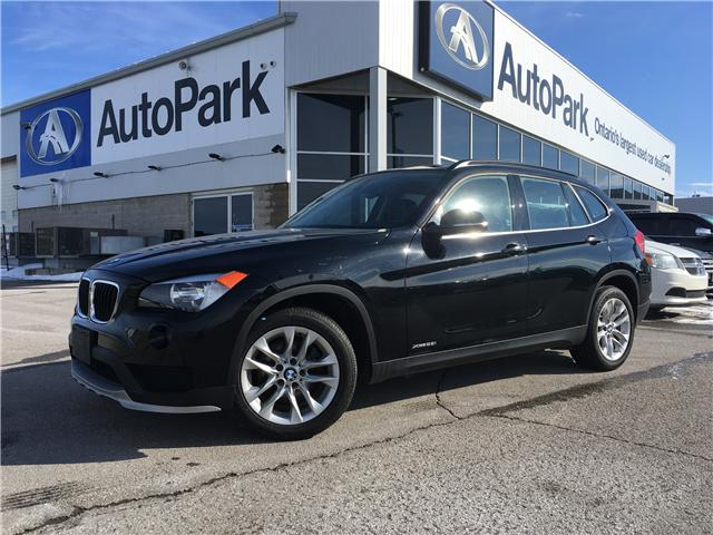 2015 BMW X1 xDrive28i (Stk: 15-38853AJB) in Barrie - Image 1 of 26