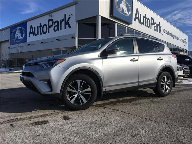 2018 Toyota RAV4 LE (Stk: 18-26105RJB) in Barrie - Image 1 of 27