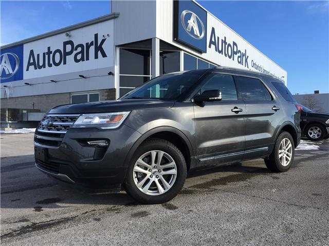2018 Ford Explorer XLT (Stk: 18-48715RMB) in Barrie - Image 1 of 30