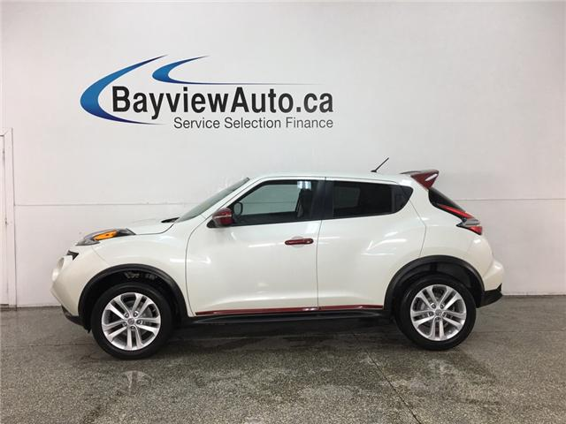 2016 Nissan Juke SV (Stk: 34505J) in Belleville - Image 1 of 25