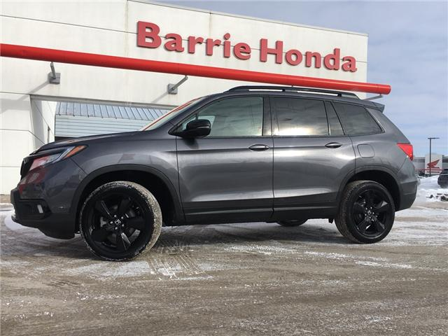 2019 Honda Passport EX-L (Stk: 19697) in Barrie - Image 1 of 6