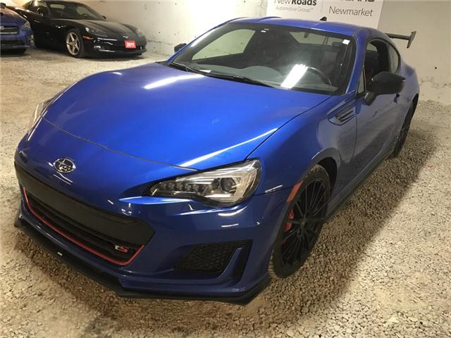 2018 Subaru BRZ TS (Stk: S18261A) in Newmarket - Image 1 of 20