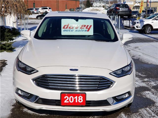 2018 Ford Fusion Titanium (Stk: 19-093) in Oshawa - Image 2 of 16