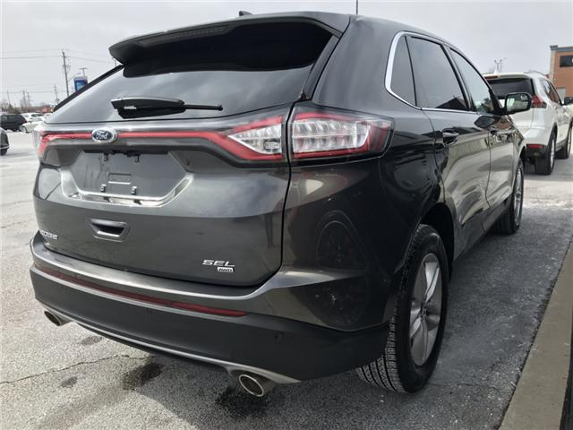2018 Ford Edge SEL (Stk: JBB18082) in Sarnia - Image 6 of 24