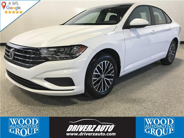2019 Volkswagen Jetta 1.4 TSI Highline (Stk: P11959) in Calgary - Image 1 of 18