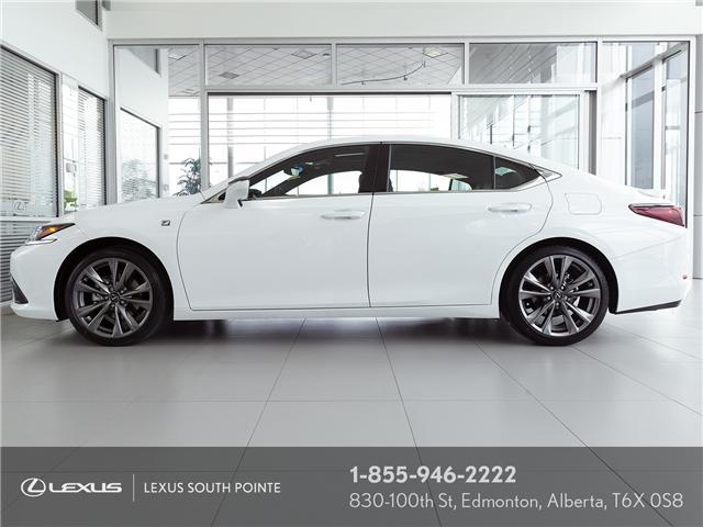2019 Lexus ES 350  (Stk: L900210) in Edmonton - Image 4 of 21