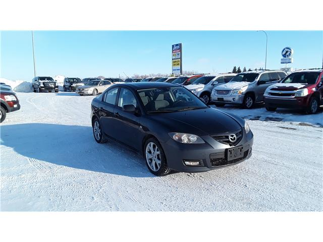 2007 Mazda Mazda3 GT (Stk: P402) in Brandon - Image 1 of 6
