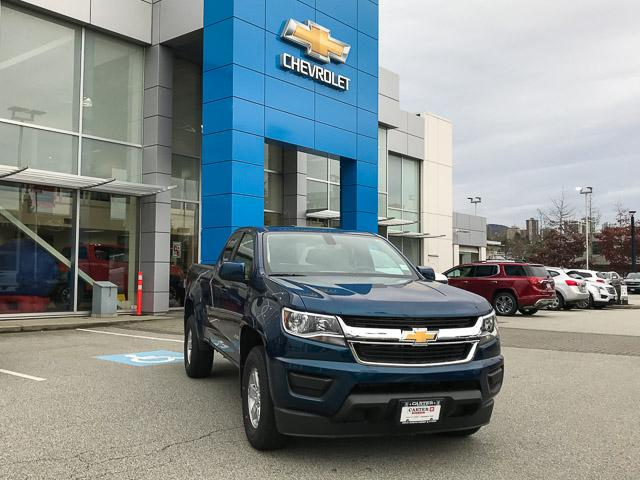 2019 Chevrolet Colorado WT (Stk: 9CL17070) in North Vancouver - Image 2 of 12