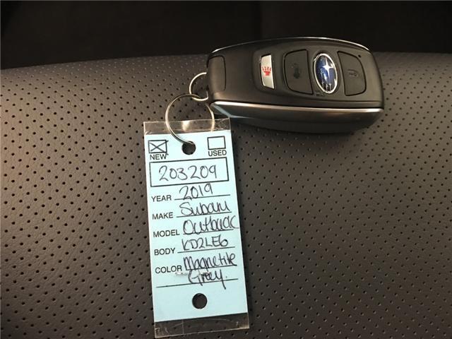2019 Subaru Outback 3.6R Limited (Stk: 203209) in Lethbridge - Image 30 of 30