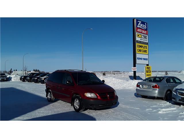 2003 Dodge Caravan SE (Stk: P360) in Brandon - Image 1 of 9