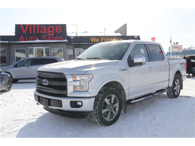2016 Ford F-150 Lariat 1FTEW1EF2GKF27284 P36168 in Saskatoon