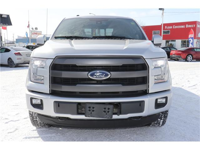 2016 Ford F-150 Lariat (Stk: P36168) in Saskatoon - Image 24 of 29