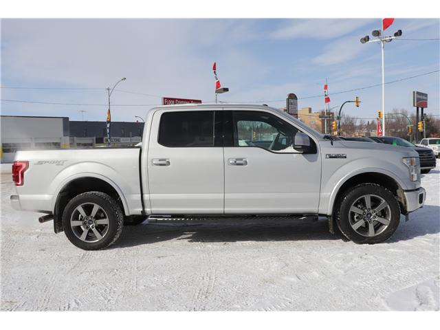 2016 Ford F-150 Lariat (Stk: P36168) in Saskatoon - Image 25 of 29