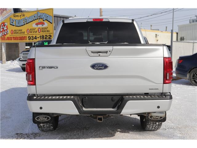 2016 Ford F-150 Lariat (Stk: P36168) in Saskatoon - Image 26 of 29