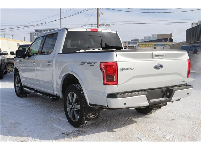 2016 Ford F-150 Lariat (Stk: P36168) in Saskatoon - Image 5 of 29