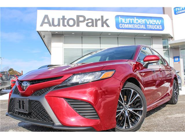 2018 Toyota Camry SE (Stk: 18-567123) in Mississauga - Image 1 of 24