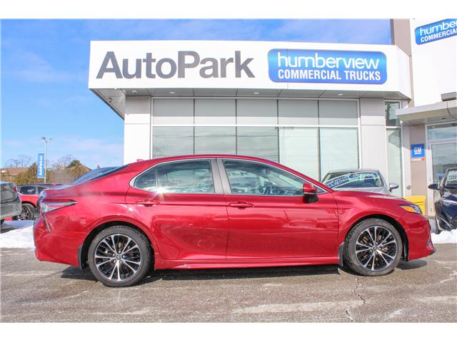 2018 Toyota Camry SE (Stk: 18-567123) in Mississauga - Image 3 of 24
