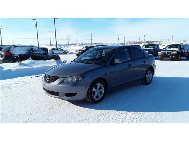 2004 Mazda Mazda3 GS (Stk: P406) in Brandon - Image 3 of 10