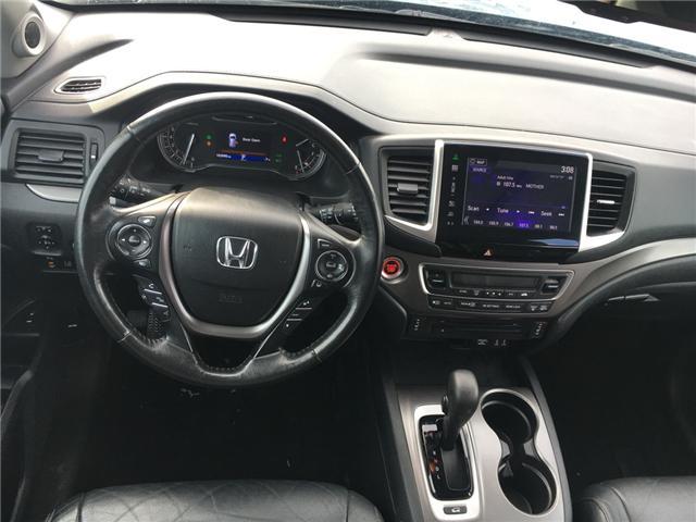 2016 Honda Pilot EX-L Navi (Stk: U16227) in Barrie - Image 9 of 18