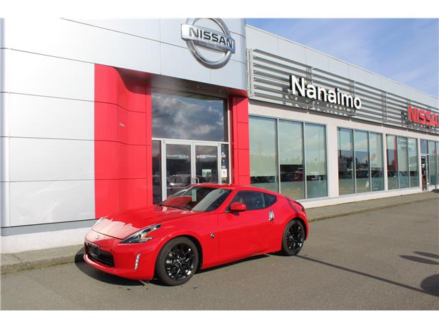 2018 Nissan 370Z Base (Stk: 9Z1407A) in Nanaimo - Image 1 of 8