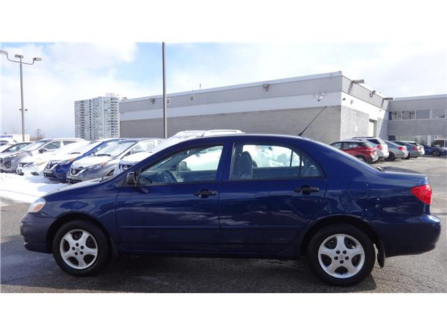 2008 Toyota Corolla CE (Stk: KL493125A) in Scarborough - Image 2 of 13
