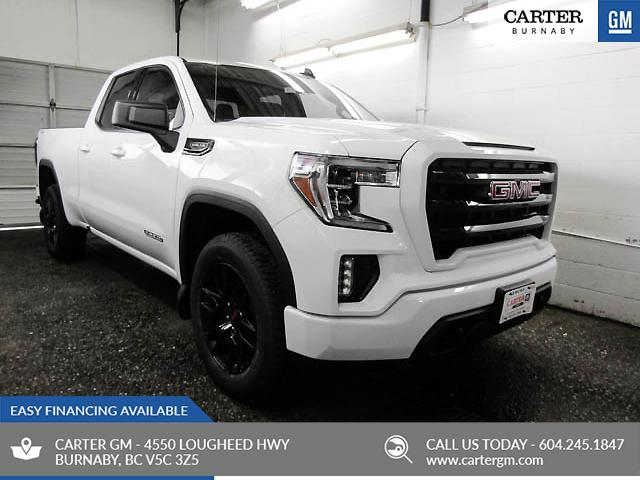 2019 GMC Sierra 1500 Elevation (Stk: 89-24230) in Burnaby - Image 1 of 13