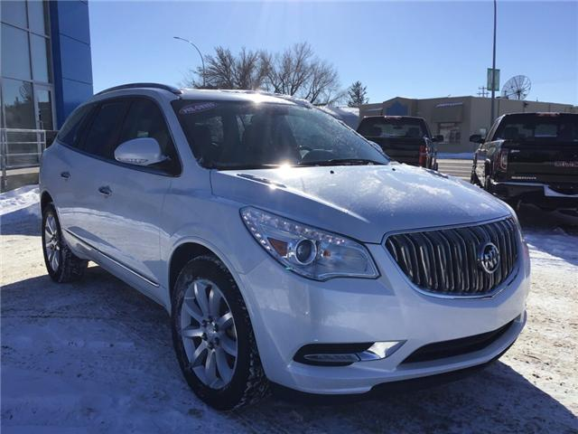 2017 Buick Enclave Premium (Stk: 172603) in Brooks - Image 1 of 21