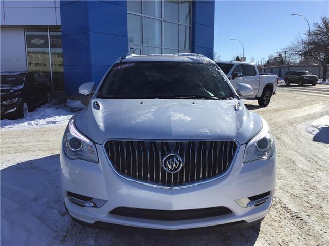 2017 Buick Enclave Premium (Stk: 172603) in Brooks - Image 2 of 21