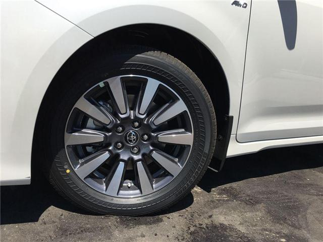 2018 Toyota Sienna AWD LIMITED (Stk: 41584) in Brampton - Image 2 of 20