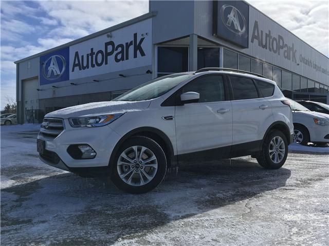 2018 Ford Escape SEL (Stk: 18-21077RMB) in Barrie - Image 1 of 29