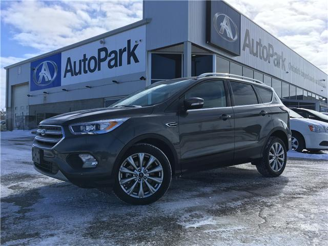 2018 Ford Escape Titanium (Stk: 18-21792RMB) in Barrie - Image 1 of 30