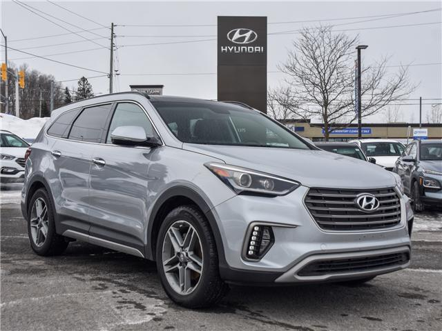 2018 Hyundai Santa Fe XL Limited (Stk: DR85674) in Ottawa - Image 1 of 20