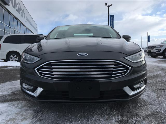 2018 Ford Fusion Titanium (Stk: 18-36448RMB) in Barrie - Image 2 of 27
