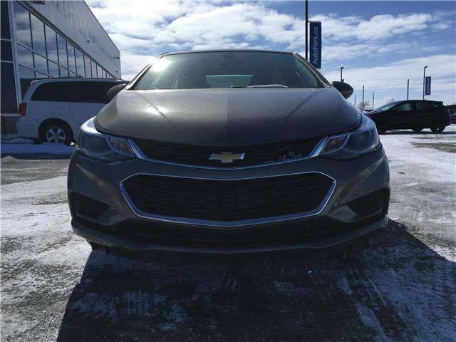 2018 Chevrolet Cruze LT Auto (Stk: 18-81684RMB) in Barrie - Image 2 of 28