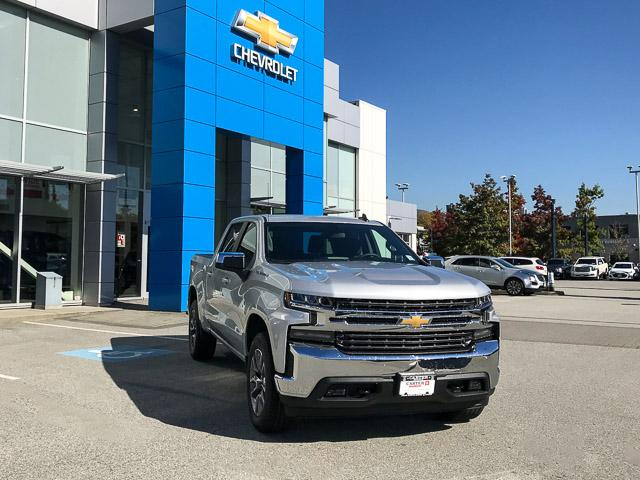 2019 Chevrolet Silverado 1500 LT (Stk: 9L67120) in North Vancouver - Image 2 of 12