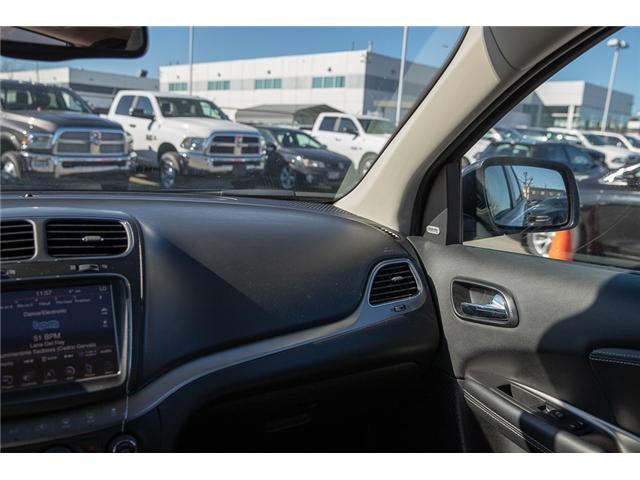 2018 Dodge Journey Crossroad (Stk: EE901380) in Surrey - Image 14 of 25