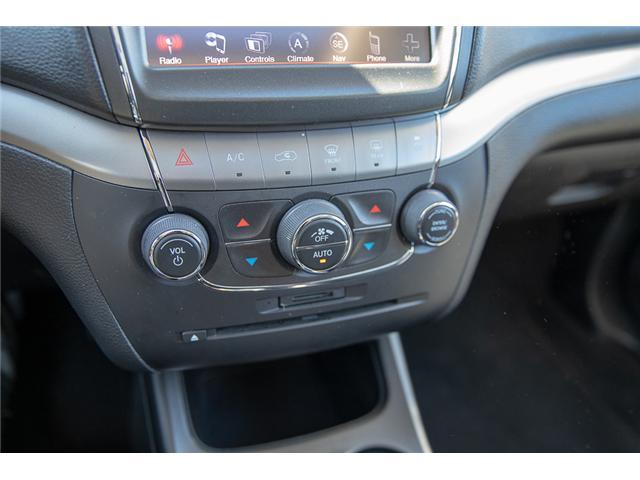 2018 Dodge Journey Crossroad (Stk: EE901380) in Surrey - Image 22 of 25