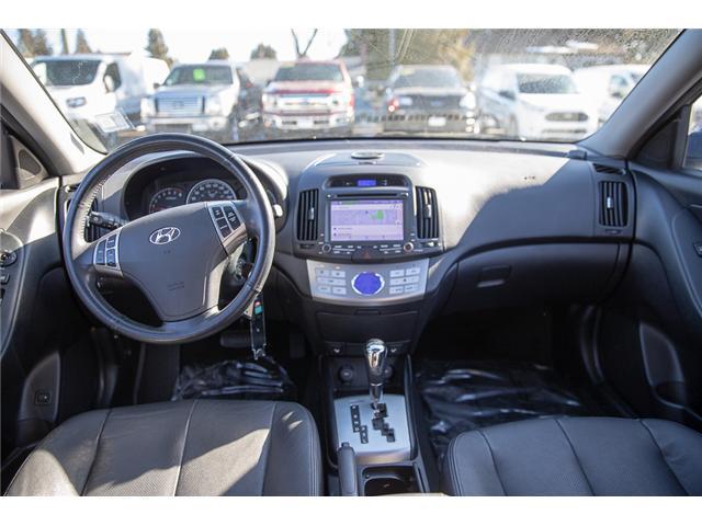 2010 Hyundai Elantra Limited (Stk: 8F14177A) in Surrey - Image 13 of 27