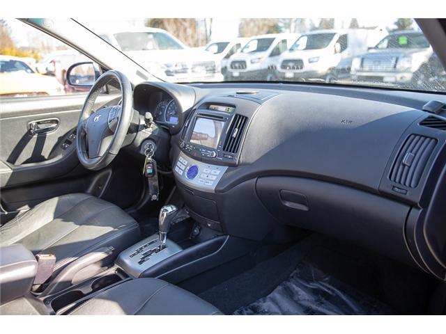 2010 Hyundai Elantra Limited (Stk: 8F14177A) in Surrey - Image 17 of 27