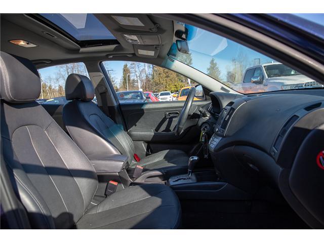 2010 Hyundai Elantra Limited (Stk: 8F14177A) in Surrey - Image 18 of 27