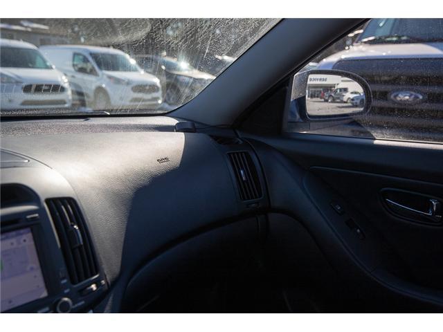 2010 Hyundai Elantra Limited (Stk: 8F14177A) in Surrey - Image 25 of 27