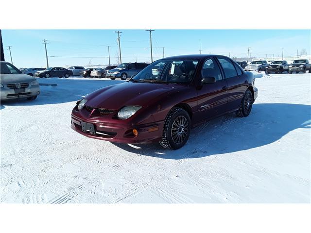 2002 Pontiac Sunfire GTX (Stk: P407) in Brandon - Image 4 of 10
